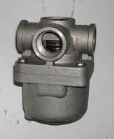 100-3534010  Клапан ограничения давления воздуха КамАЗ, МАЗ, КРАЗ, ЗИЛ  ( Рославль )