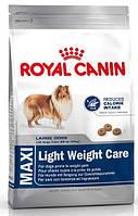 Royal Canin Maxi Light Weight Care 15 кг для собак крупных пород, склонных к полноте, фото 1