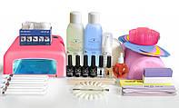 Стартовый набор для маникюра Cosmetics Zone