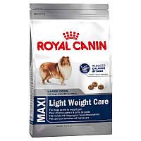 Royal Canin Maxi Light Weight Care 3 кг для собак крупных пород, склонных к полноте, фото 1