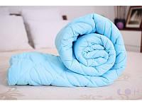 """Теплое двуспальное одеяло из овчины """"Лери Макс"""" Microfiber"""