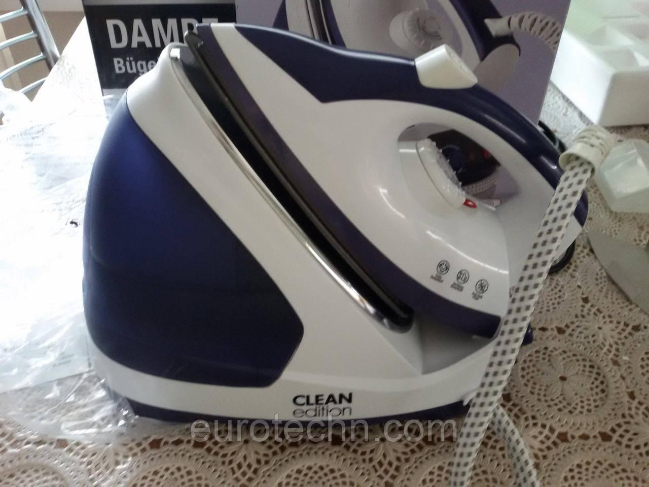 Паровая гладильная станция Clean Edition - Интернет магазин