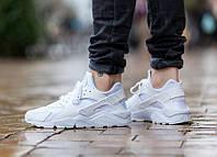 Кроссовки Nike Air Huarache white 36-45 рр