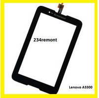 Сенсор для Lenovo A3300 Black.