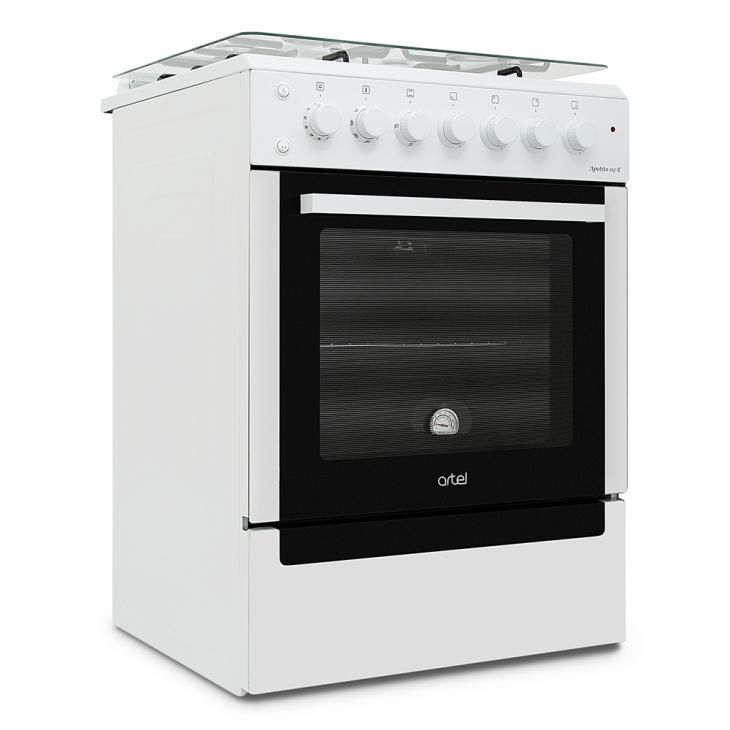 Плита электрическая ARTEL Comarella 01-E белая