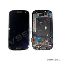 Дисплей (экран) Samsung I747 Galaxy S3 / I9300 Galaxy S3 / I9305 Galaxy S3 Lte / R530 Galaxy S3, серый