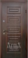 Двери входные металлические модель 120 тип 1