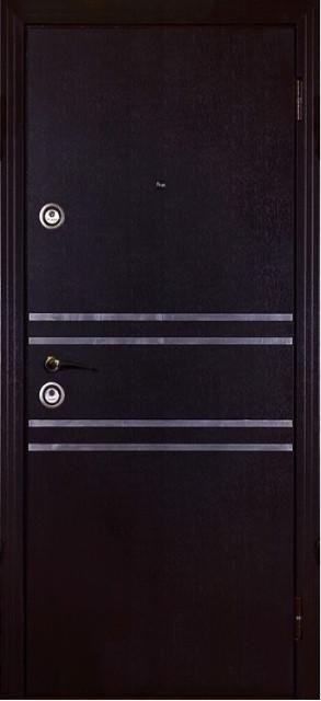 Входные двери модель Джента Alumini