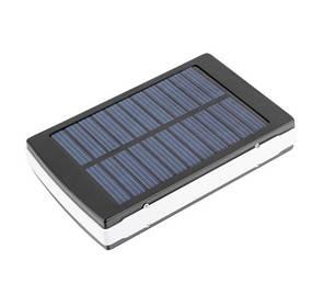Внешний аккумулятор Solar charger 15000 мАч, фото 2