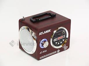 Портативная колонка Atlanfa АТ-R52, фото 2