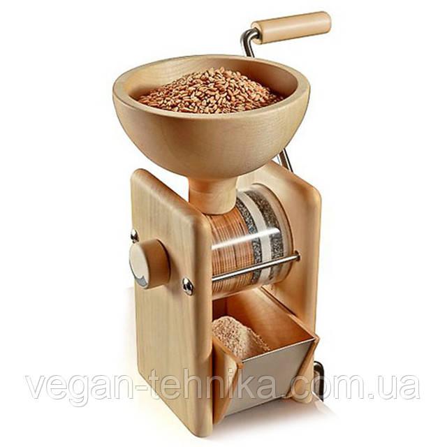 Ручная мельница KoMo Handmill для зерновой муки и крупы