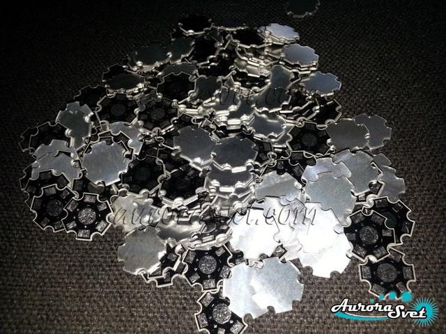 алюминиевый радиатор для светодиодов