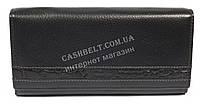 Стильный прочный женский кошелек с очень качественной кожи FRARDIAR art. FD04-288A черный, фото 1