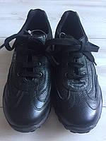 Туфли кожаные Next на шнурках 2UK. 34.5EUR