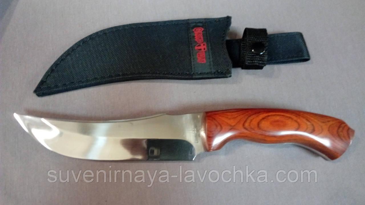 Нож нескладной Военный Разделочный Neo