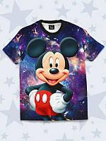 Футболка Mickey cosmos