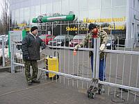 Благоустройство Киев, укладка тротуарной плитки