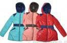 Пальто детское куртка удлиненная р-ры 98, 104, 110, 116, ТМ Одягайко
