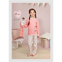 "Пижама для девочки на байке ТМ ""Ellen"" размер 146, фото 1"