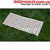 Ортопедический массажный коврик деревянный Ёжик 90х40см