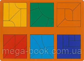 Склади квадрат Нікітіна. 3 рівень