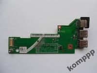 Плата LAN USB Dell VostroV3700 DW70 48.4RU07.011