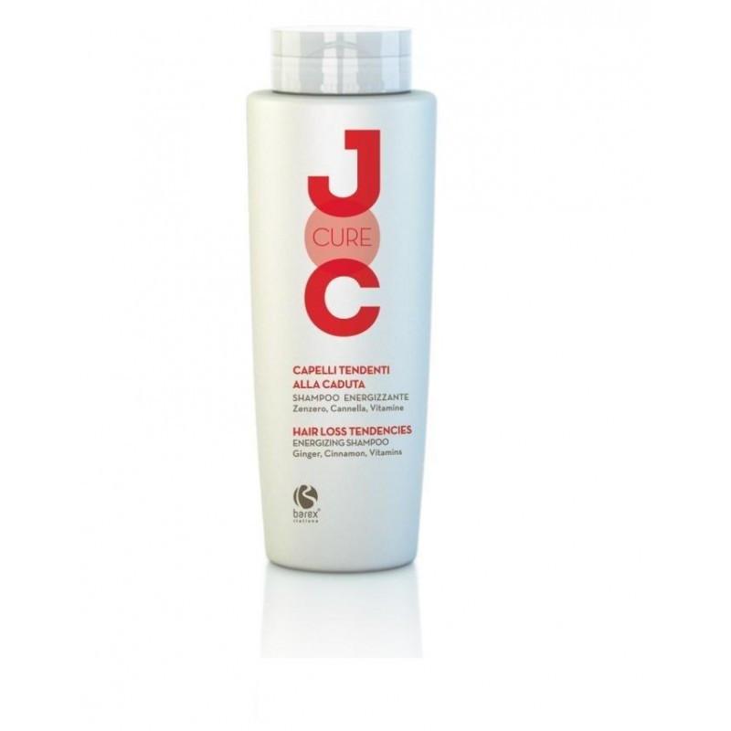 Barex Joc Cure NEW Шампунь против выпадения волос (корица-имбирь-витамины) 250 мл