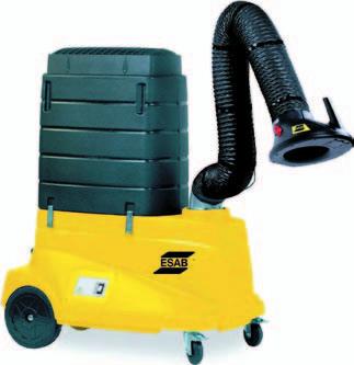 Системы вытяжки сварочных дымов ESAB Origo Vac Cart ESAB