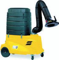 Системы вытяжки сварочных дымов ESAB Origo Vac Cart