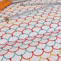 ✁ Отрез ткани Candy Roof 50*50 см