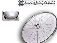 Колесо велосипедное стальное «Водан»