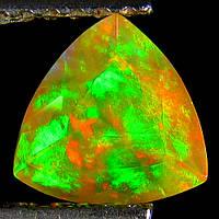 Опал триллион мультицвет, Эфиопия 0.54кр