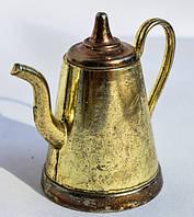 Коллекционная миниатюра,Чайник,Кофейник! England!