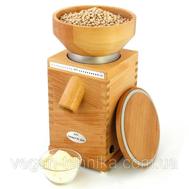 Мельницы и зернодавилки для зерна KoMo