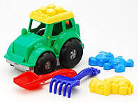 "Трактор ""Кузнечик"" №2, 0213"