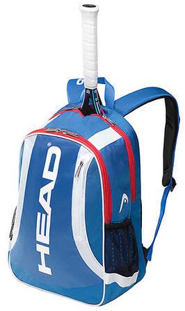 Легкий синий теннисный рюкзак  на 7 л 283464 Elite Backpack  BKWH HEAD