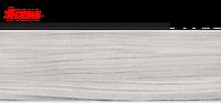 Плинтус напольный 58 мм Lineplast l004 ясень