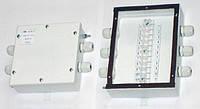 Коробка соединительная КС-12-10, IP54, 12 контактов, 10А, стальная