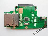 Плата картридера HDD ASUS X5DI K50ID