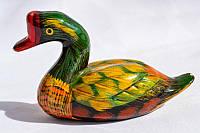Коллекционная скульптура,Дикая утка! Германия!