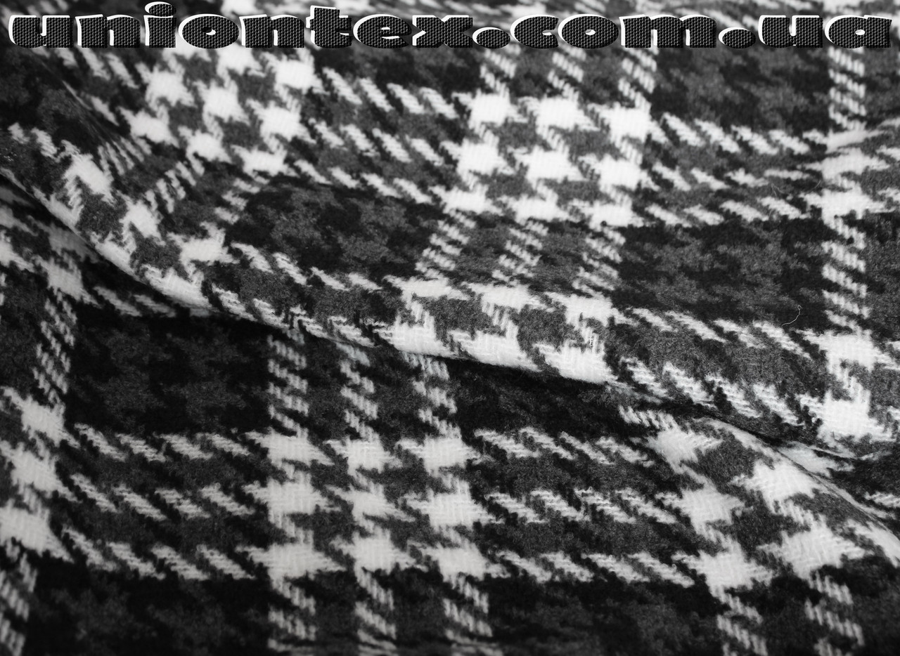 6c4cce457eef7 Пальтовая ткань клетка (Турция, 40% шерсть) - Магазин тканей и фурнитуры  Юнионтекс