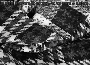 Пальтовая ткань клетка (Турция, 40% шерсть), фото 3