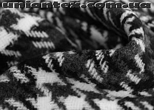 Пальтовая ткань клетка (Турция, 40% шерсть), фото 2