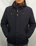 Демисезонная куртка-парка с водоотталкивающей тканью
