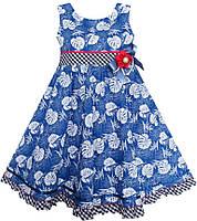"""Платье для девочки Sunboree """"Настроение"""" р.8"""