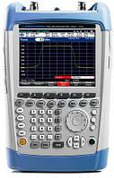 Портативный анализатор спектра R&S®FSH13, FSH20