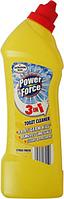 Средство для чистки туалета 1000мл Power Force 126