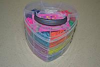Набор для плетения браслетов из резинок Loom Bands