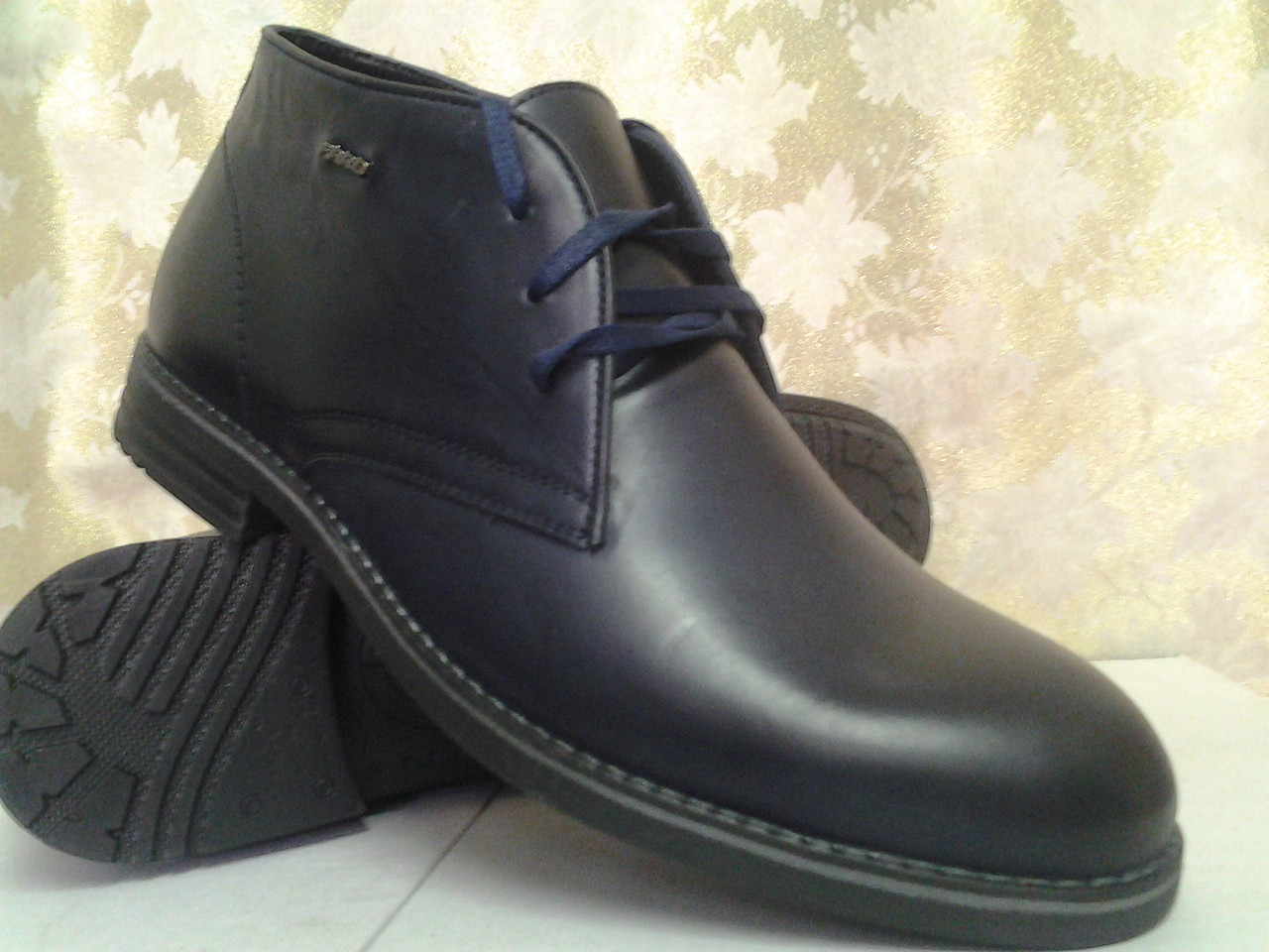 Демисезонные полуботинки,ботинки Faro
