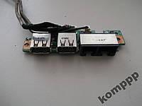Плата USB LAN MSI VR610 MS-163B MS-16352